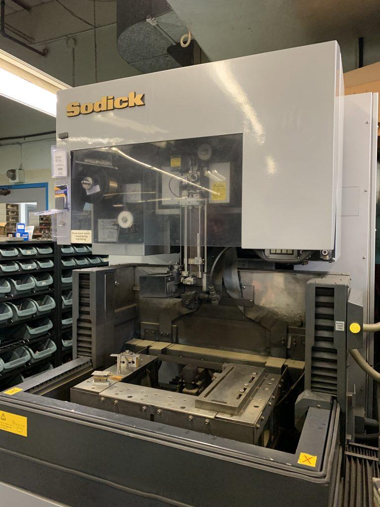 Sodick Metal Stamping Machine