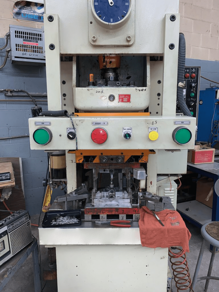 Milling Machine for Tool Making